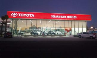 Toyota El Centro >> INFORMACIÓN
